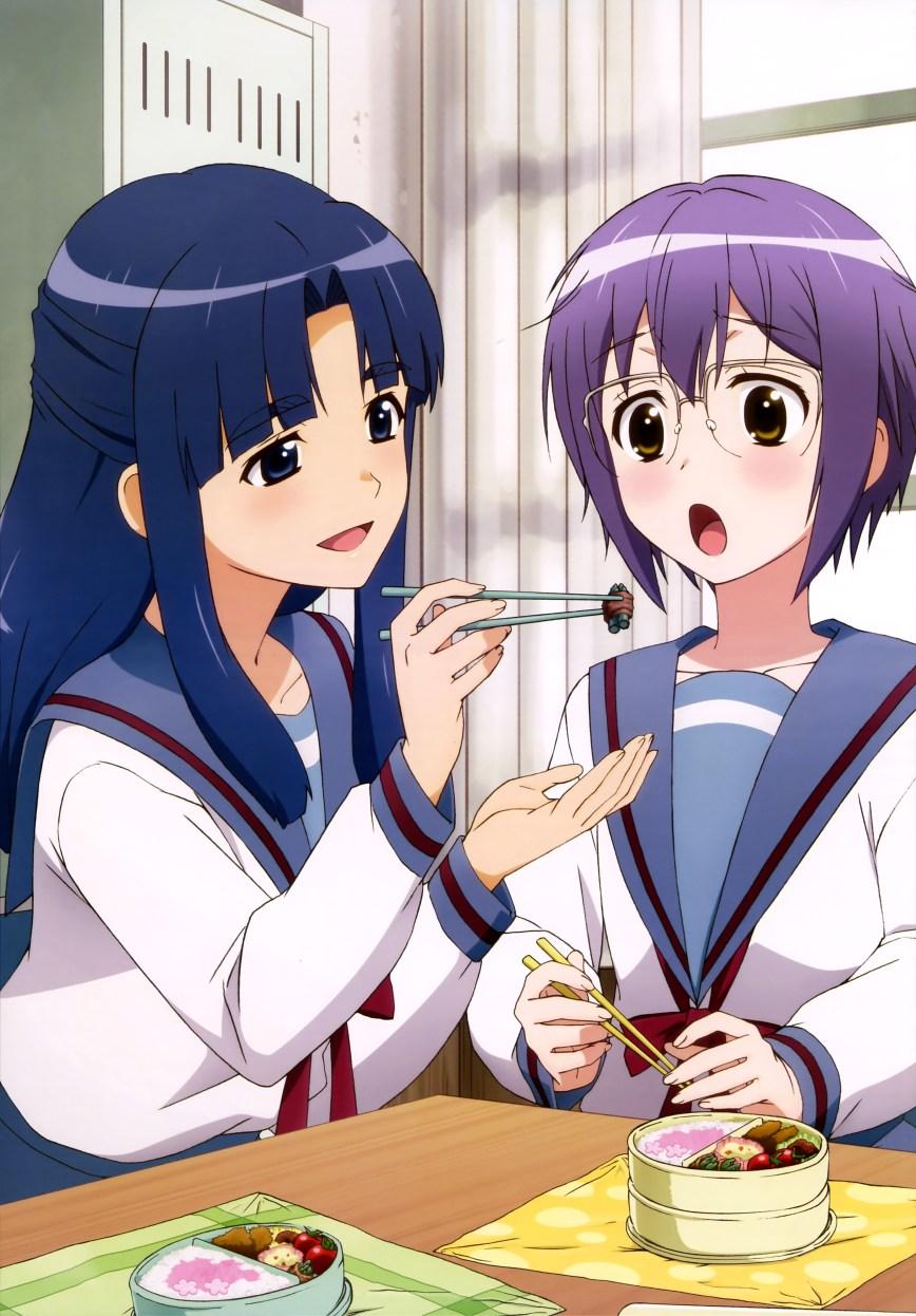 The-Disappearance-of-Nagato-Yuki-Chan-Anime-Magazine-Visual-2