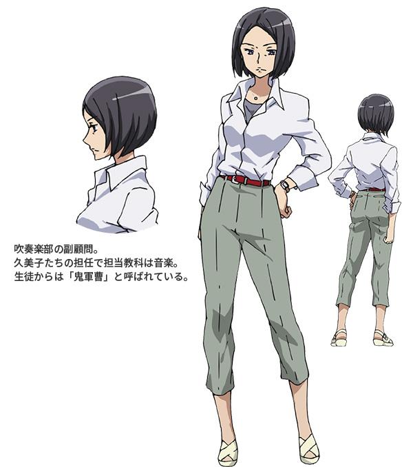 Hibike!-Euphonium-Anime-Character-Design-Michie-Matsumoto