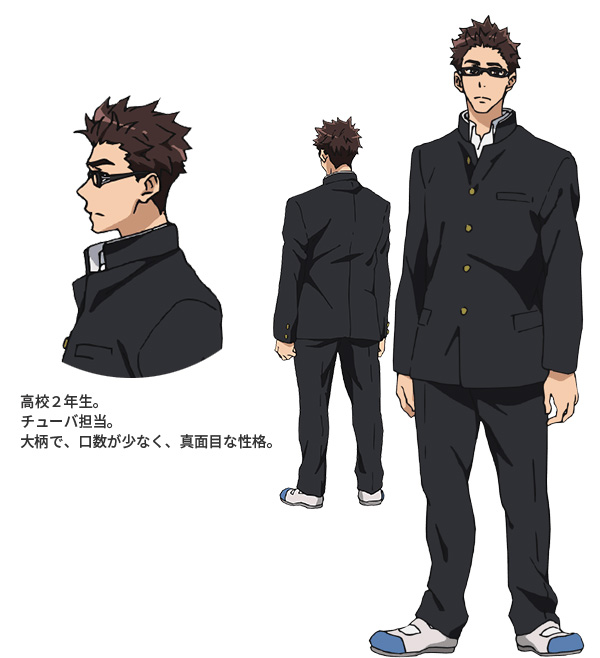 Hibike!-Euphonium-Anime-Character-Design-Takuya-Kudou
