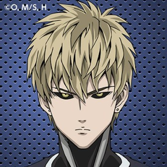One-Punch-Man-Anime-Twitter-Icon-Genos