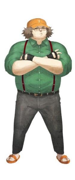Steins;Gate-0-Character-Daru