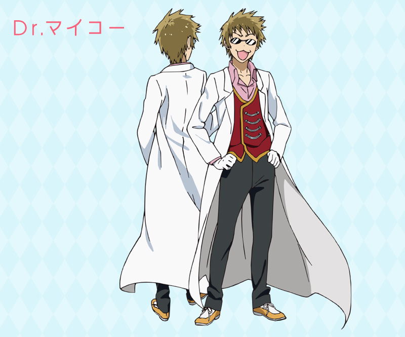 Nisekoi-Magical-Patissier-Kosaki-chan-Character-Designs-Shuu-Maiko