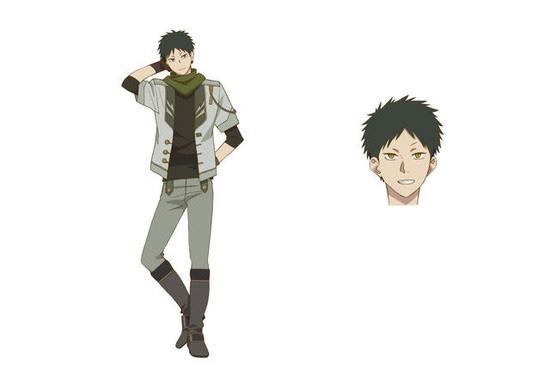 akagami shirayuki-hime anime