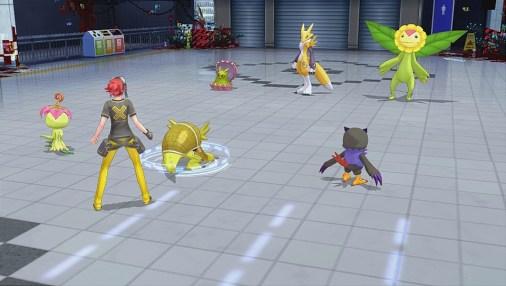 Digimon Story Cyber Sleuth Screenshot 2