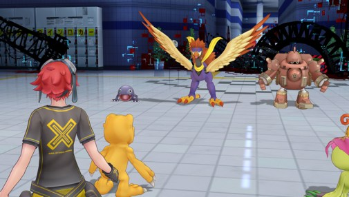 Digimon Story Cyber Sleuth Screenshot 20