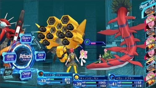 Digimon Story Cyber Sleuth Screenshot 46