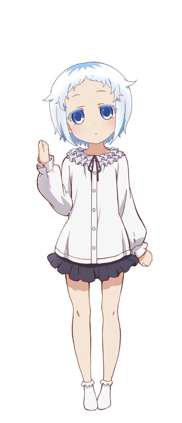 Ore-ga-Ojou-sama-Gakkou-ni-Shomin-Sample-Toshite-Gets Sareta Ken-Character-Designs-Hakua-Shiodome