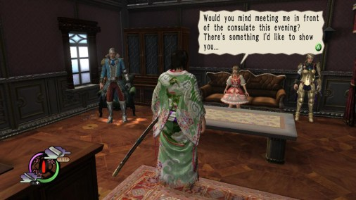 Way of the Samurai 4 Steam Screenshot 1