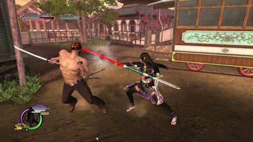 Way of the Samurai 4 Steam Screenshot 10