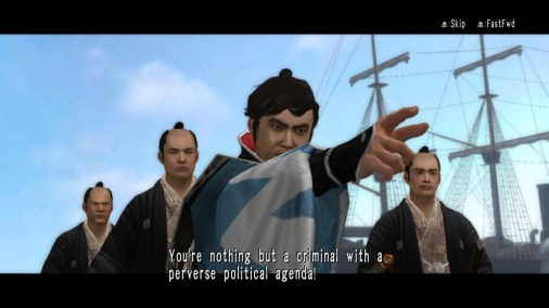 Way of the Samurai 4 Steam Screenshot 14