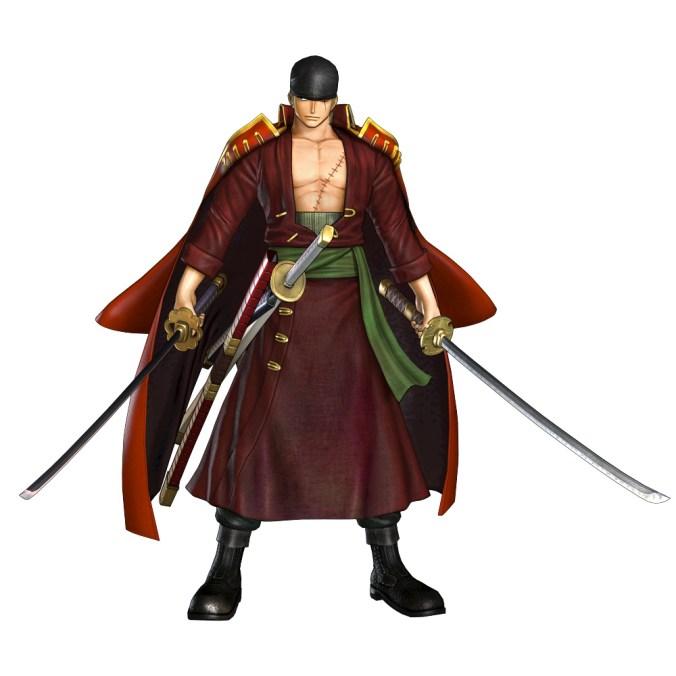 One-Piece-Pirate-Warriors-3-DLC-Costume-Render-Zoro