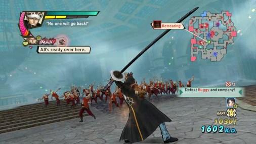 One Piece Pirate Warriors 3 Launch Screenshot 01