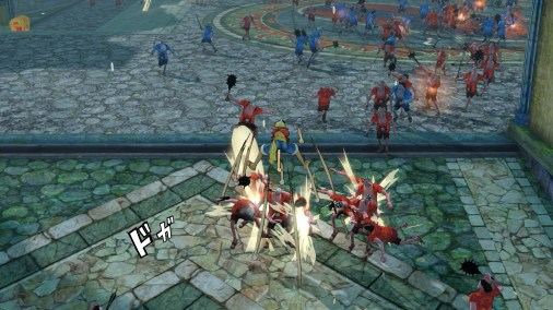 One Piece Pirate Warriors 3 Launch Screenshot 08