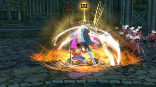 One Piece Pirate Warriors 3 Launch Screenshot 09