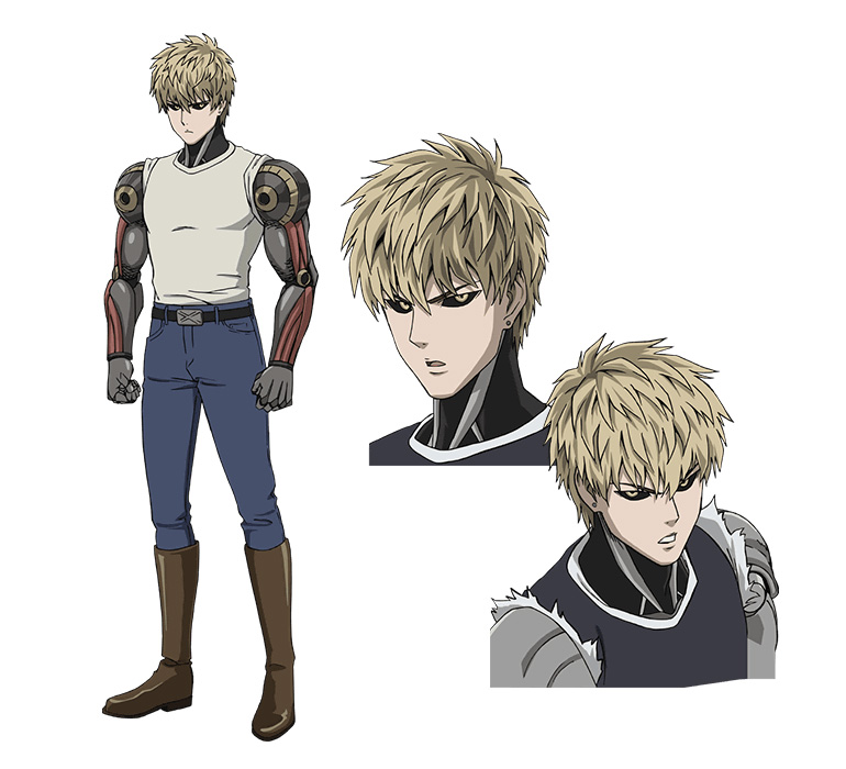 One-Punch-Man-Anime-Character-Designs-Genos-v2