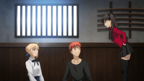 Fate Stay Night Sunny Day Preview Image 23