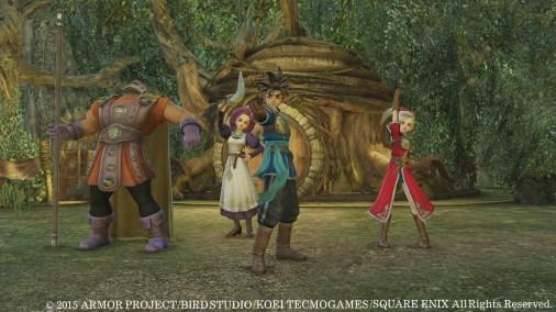 Dragon Quest Heroes PC Screenshots 04