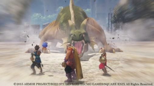 Dragon Quest Heroes PC Screenshots 12