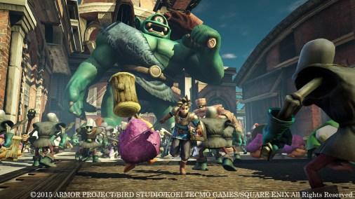 Dragon Quest Heroes PC Screenshots 15