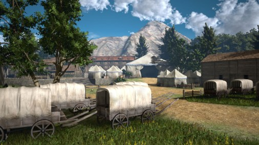 Koei Tecmo Attack on Titan Environment Screenshots 07