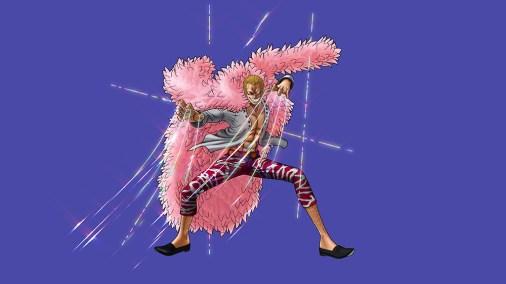 One-Piece-Burning-Blood-Doflamingo-Visual