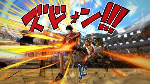 One Piece Burning Blood Screenshots 10