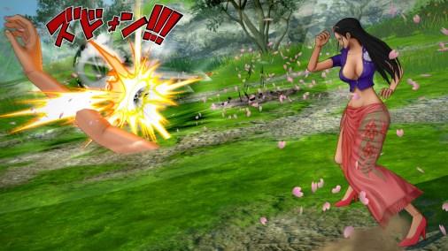 One Piece Burning Blood Screenshots 101