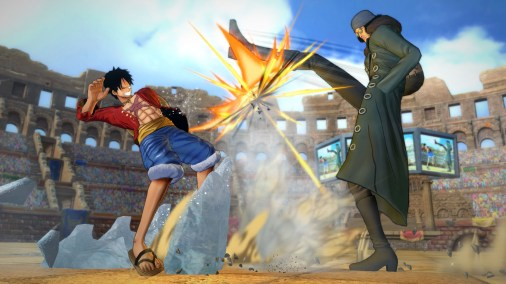 One Piece Burning Blood Screenshots 121