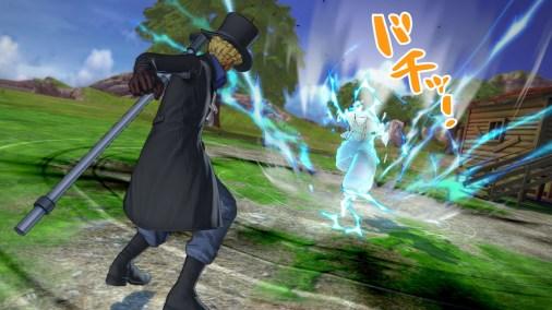 One Piece Burning Blood Screenshots 14