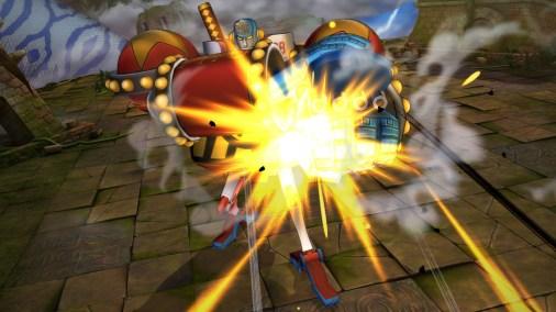 One Piece Burning Blood Screenshots 15