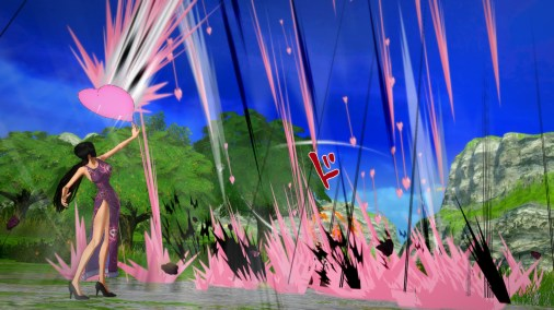 One Piece Burning Blood Screenshots 19