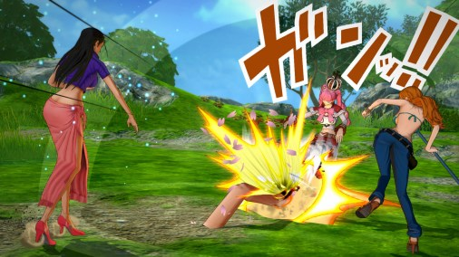 One Piece Burning Blood Screenshots 57