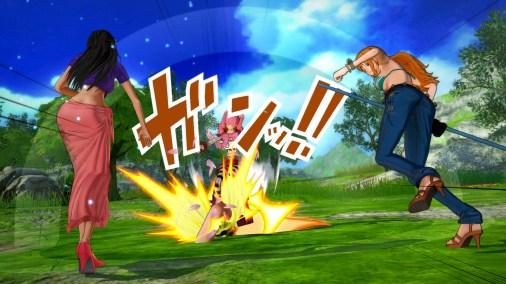 One Piece Burning Blood Screenshots 58