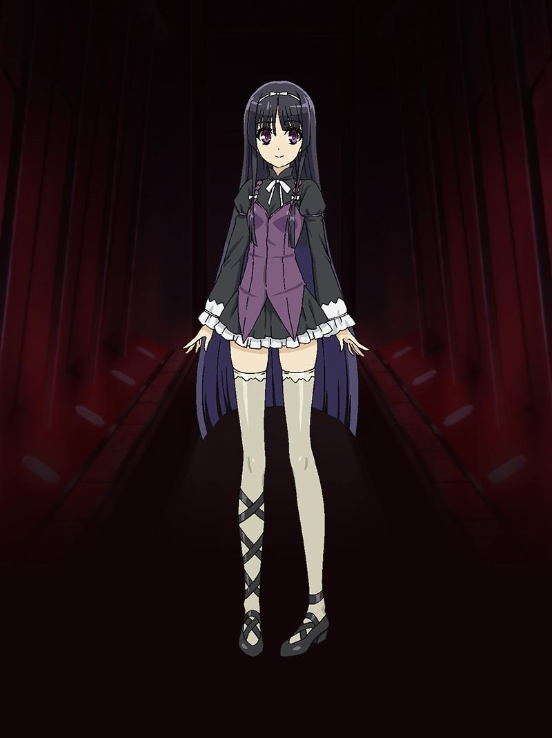 Hundred-Anime-Character-Designs-Karen-Kisaragi