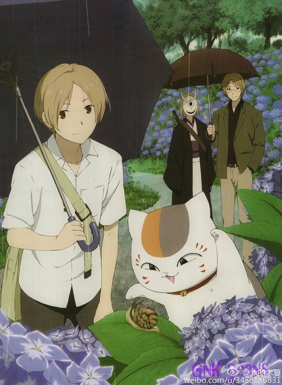 Natsume-Yuujinchou-Anime-Visual