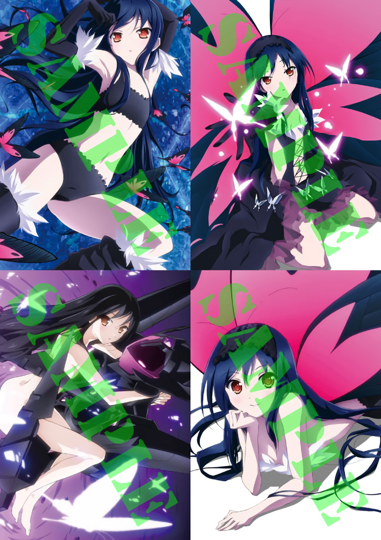 Accel-World--Infinite-Burst--Post-Cards