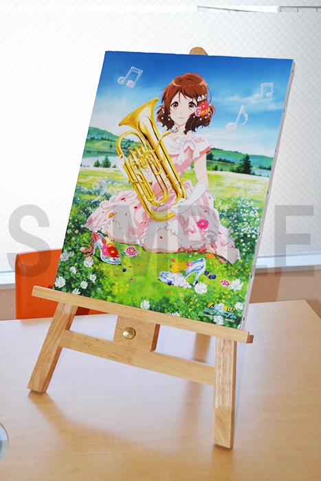 Hibike!-Euphonium-Birthday-Concert-Kumiko-Canvas-Art
