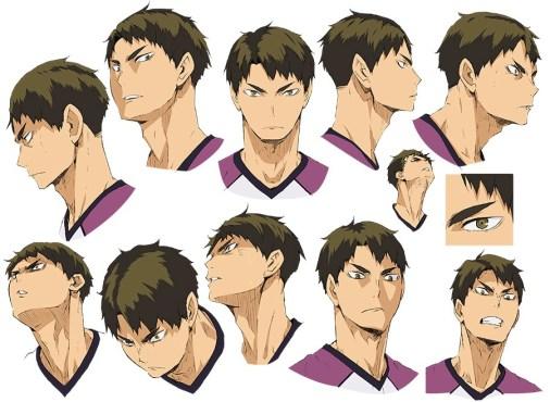 Haikyuu-Karasuno-Koukou-VS-Shiratorizawa-Gakuen-Koukou-Character-Designs-Wakatoshi-Ushijima-01