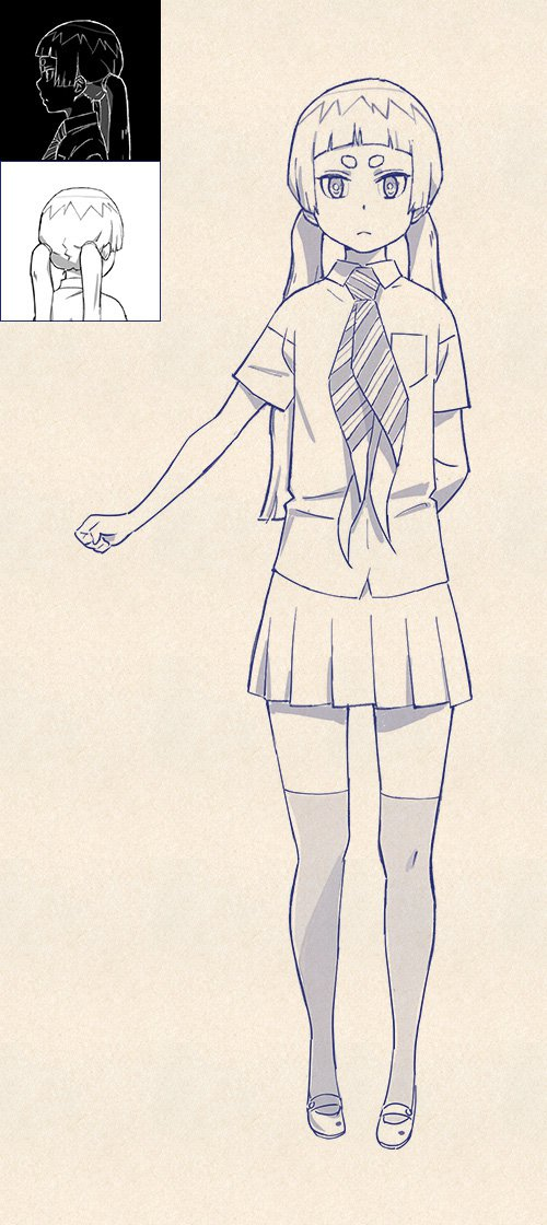 blue-exorcist-kyoto-impure-king-arc-character-designs-izumo-kamiki