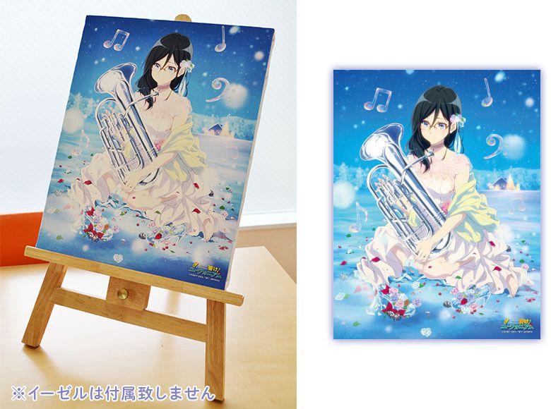 Hibike!-Euphonium-Birthday-Concert-Asuka-Tanaka-Canvas-Art