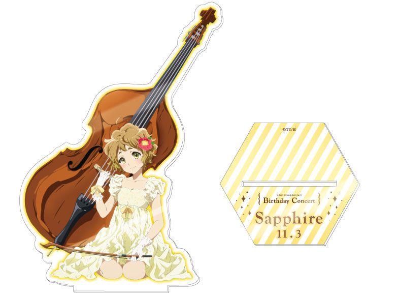Hibike!-Euphonium-Birthday-Concert-Sapphire-Kawashima-Acrylic-Stand