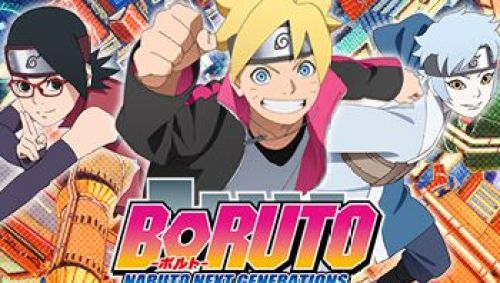BORUTO Episode 34 Subtitle Indonesia