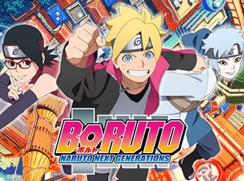 BORUTO Episode 35 Subtitle Indonesia