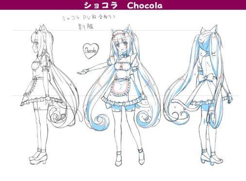 Nekopara-OVA-Character-Designs-Chocola