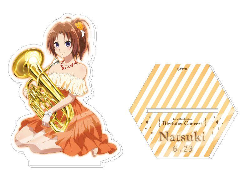Hibike!-Euphonium-Birthday-Concert-Natsuki-Nakagawa-Acrylic-Stand