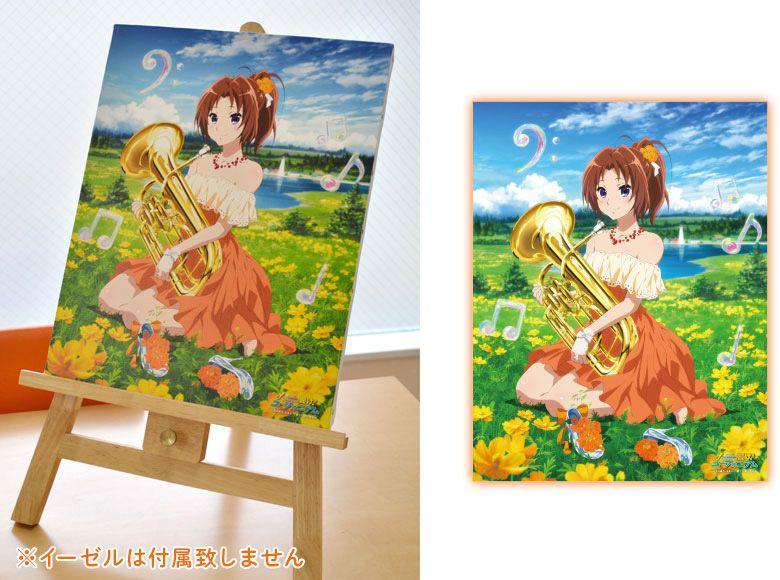 Hibike!-Euphonium-Birthday-Concert-Natsuki-Nakagawa-Canvas-Art