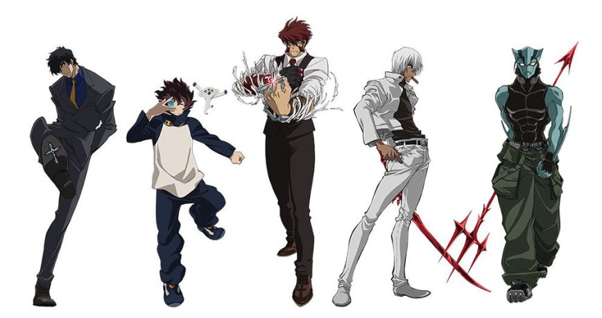 Kekkai-Sensen-Season-2-Character-Designs