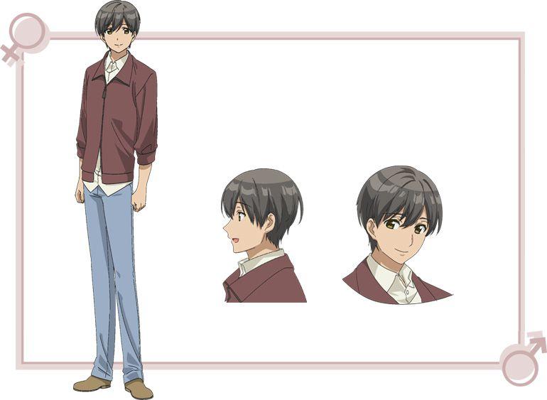 Skirt-no-Naka-wa-Kedamono-Deshita-Anime-Character-Designs-Sousuke-Kuratani
