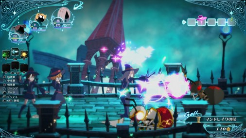 Little Witch Academia The Witch of Time and the Seven Wonders Updated Screenshots 03