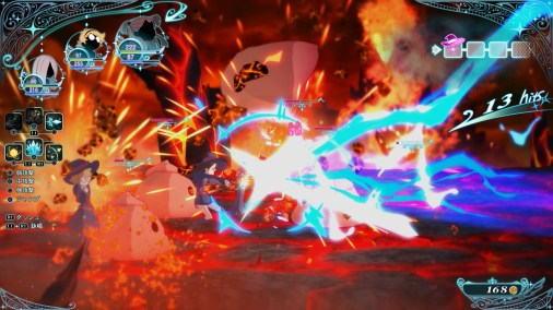 Little Witch Academia The Witch of Time and the Seven Wonders Updated Screenshots 04